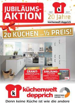 Aktuelle küchen  Aktuelle Werbung · Küchenwelt Depprich GmbH & Co. in Kaufbeuren ...