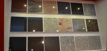 Granit- und Arbeitsplatten